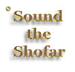 Sound the Shofar!